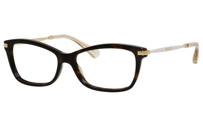 e43cf4eb6d4c Jimmy Choo Eyeglasses JC 110 - Eyewear Connection | Me, Myself, & I | Jimmy  choo glasses, Eyeglasses, Glasses frames