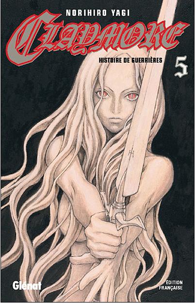 Claymore - Ma selection #Manga