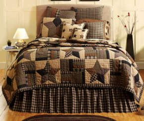 Country Sampler Bedding and Quilts | Country Bedding, Primitive ... : country style bedding quilts - Adamdwight.com