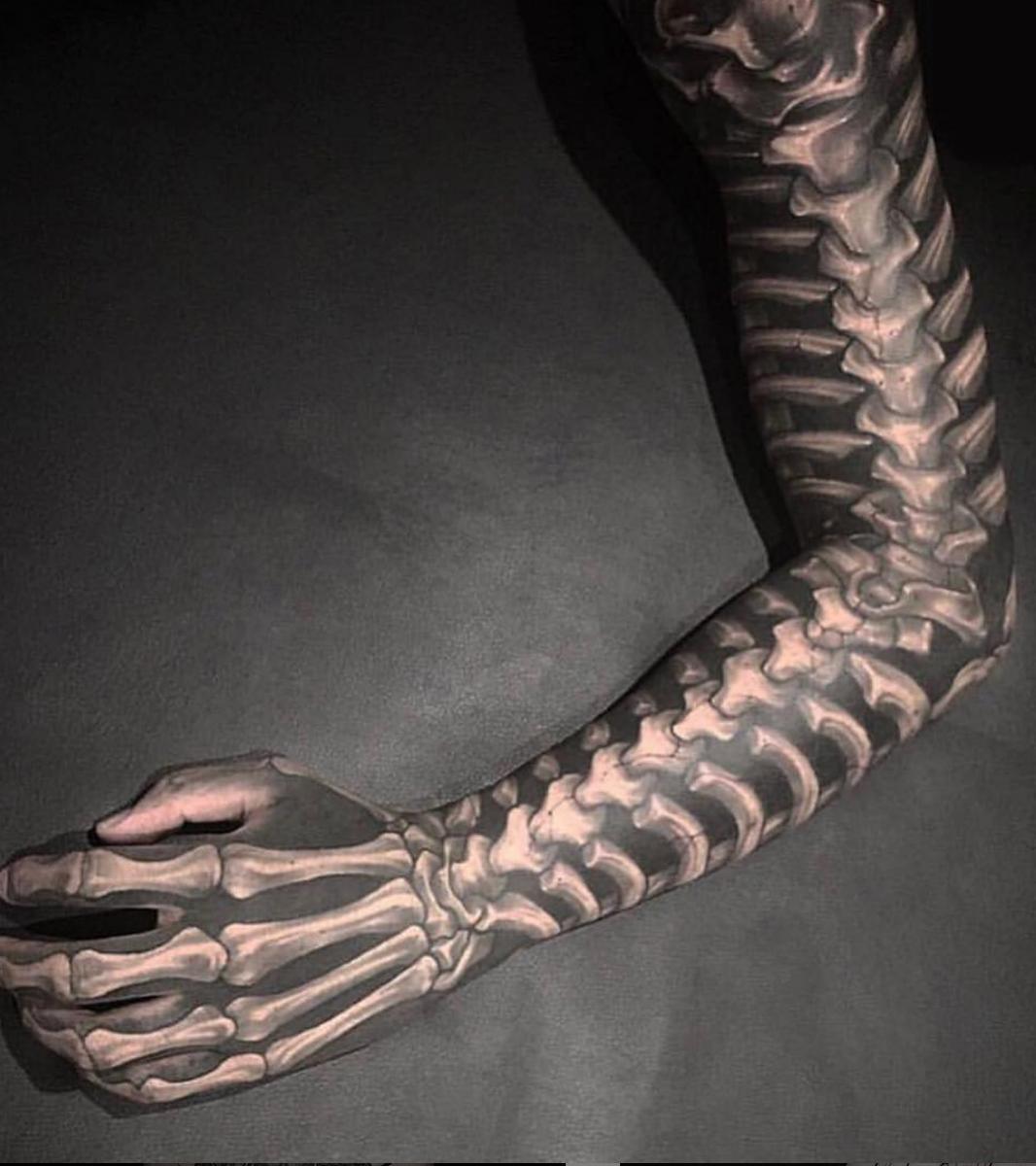 Arm Skeleton Penelusuran Google