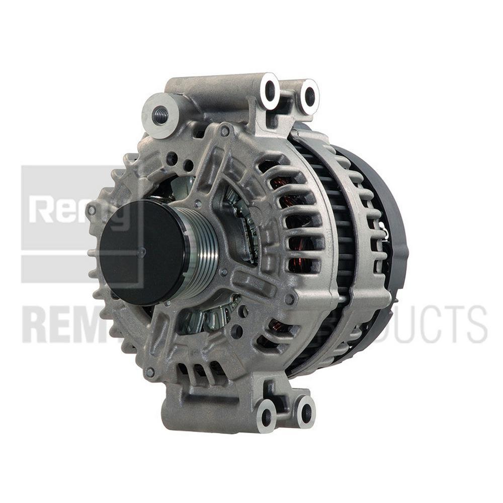 Alternator Natural Remy 11103 Reman Fits 2012 Fiat 500 1: Remy Premium Reman Alternator-12890
