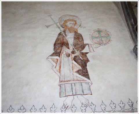 Aposteln Filippus, Ekeby, foto: Bernt Enderborg
