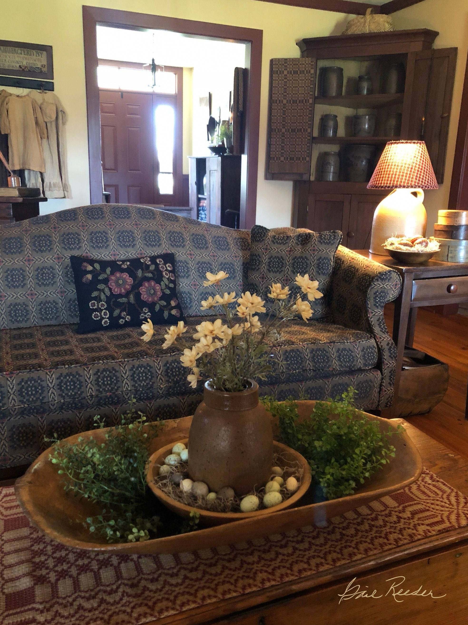 Great Looking Front Room Primitive Living Room Primitive Decorating Country Primitive Decorating