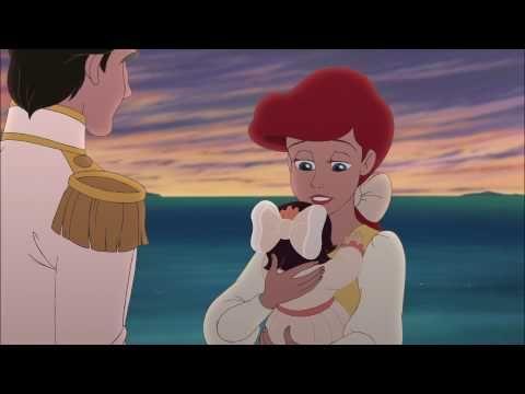 Arielle Die Meerjungfrau 2 Sehnsucht Nach Dem Meer Trailer Youtube Little Mermaid 2 The Little Mermaid Mermaid