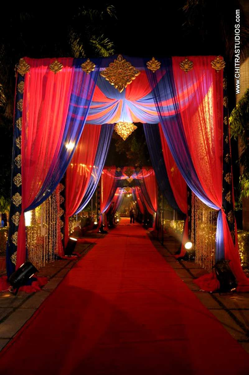 Moroccan decor setup perfect for a sangeet night happy for Decor n more