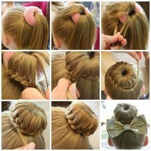 Peinados Para Ninas Ultima Moda Peinados Maquillaje Hair