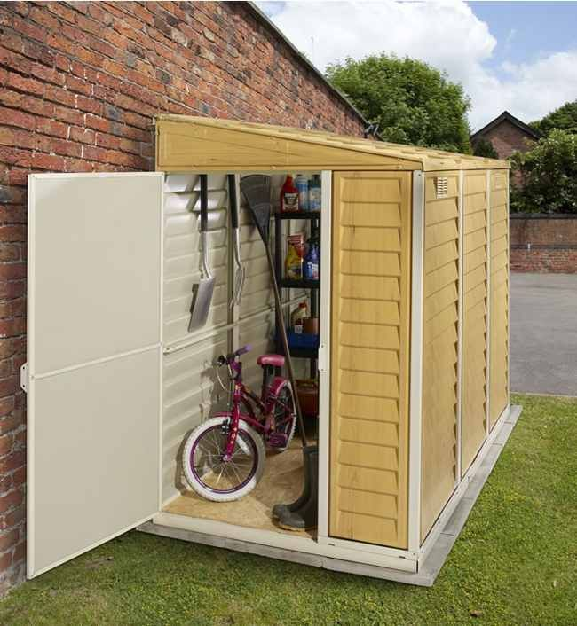 Attrayant Lean To Storage Shed Kits