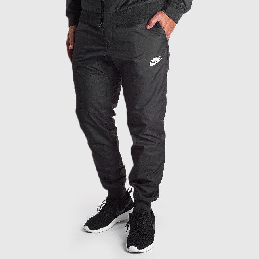 nike fleece cuffed mens joggers