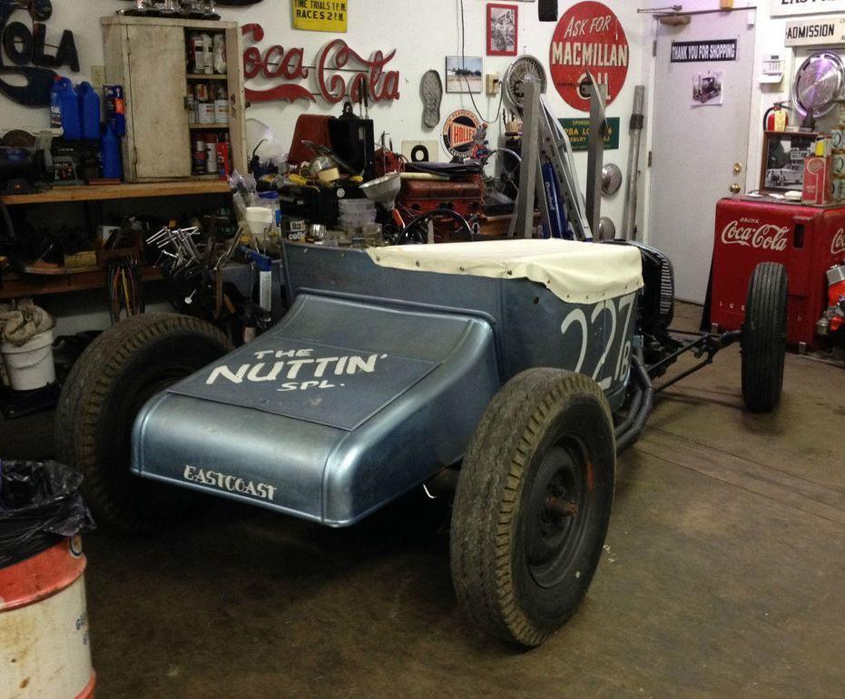 Third Place Race of Gentlemen Vet: 1922 Ford Model T V8 Roadster ...