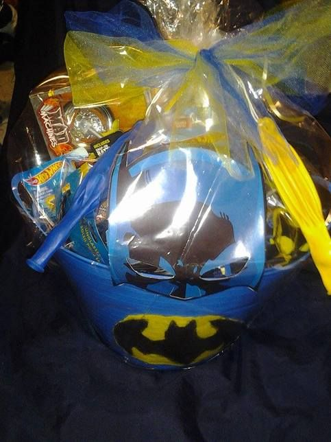 Batman birthday gift basket for young boy with free shipping in batman birthday gift basket for young boy with free shipping in us sold by negle Images