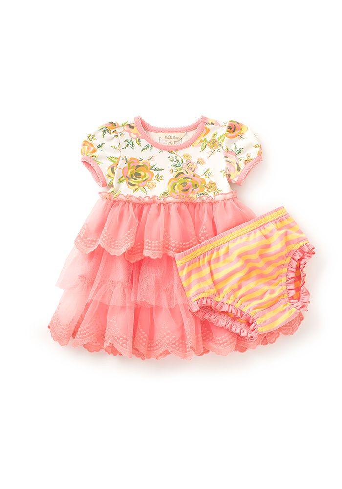 c6b0f15db03 Tiddlywinks Dress - Matilda Jane Clothing