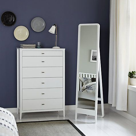 Buy House By John Lewis Maine 6 Drawer Chest Online At