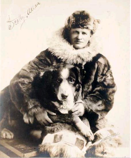 BOOKTRYST: Alaska's Dog Days On Show In Historic Photos