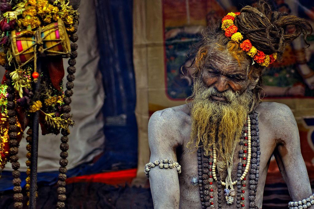 Mystic Life, Photo & Facts About Sadhus Mystic, India