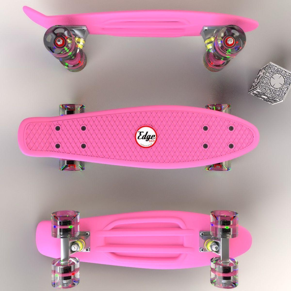 pink penny board tumblr
