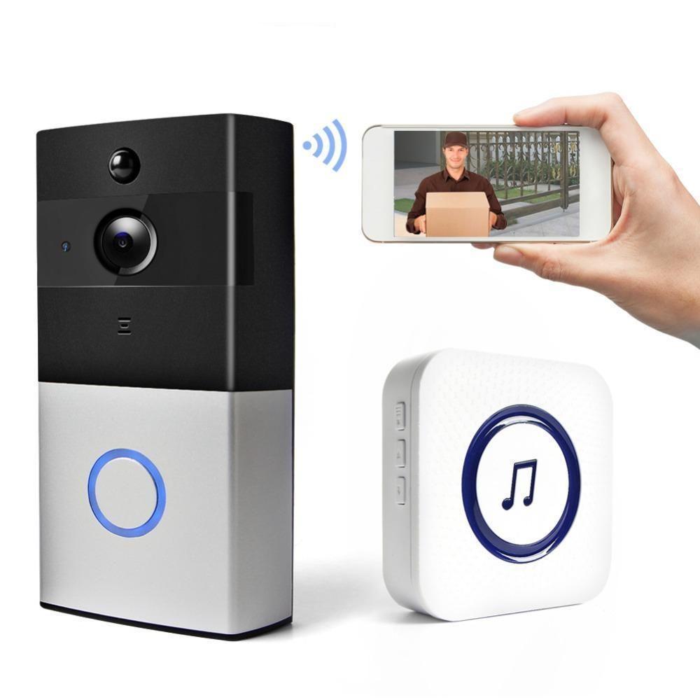 Wireless Smart Doorbell Camera Smart Doorbell Doorbell Camera