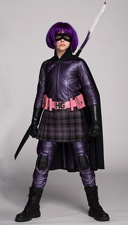 Kick ass hit girl costume, secret sex photos