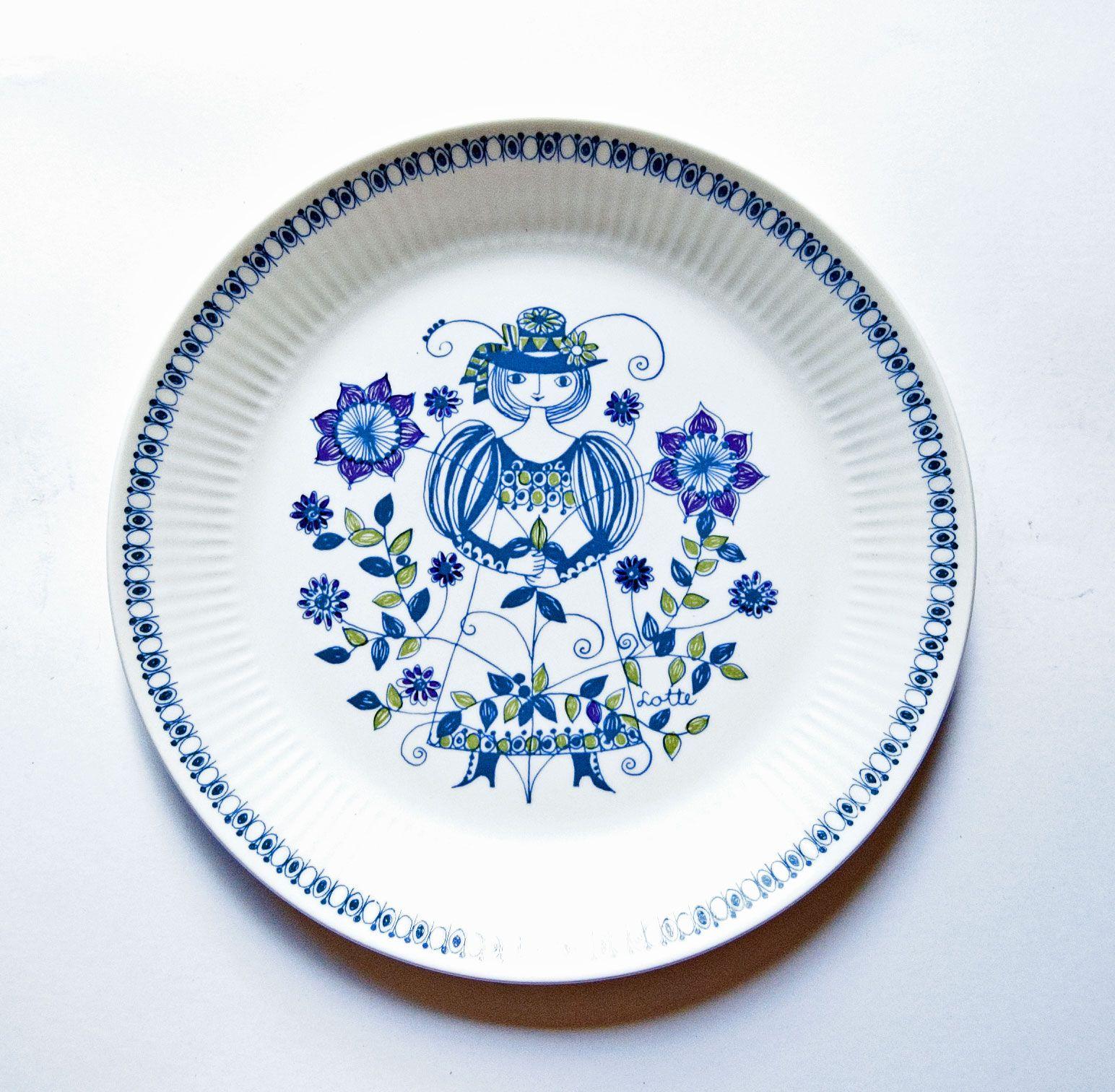 Figgjo Lotte Part 2 Pottery Vintage Pottery Mid Century Pottery