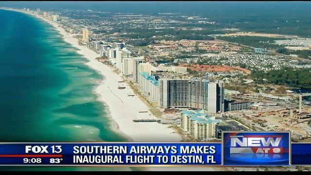 Update Website Is Live New Local Airline Takes Flight Panama City Beach Panama City Beach Florida Panama City Florida