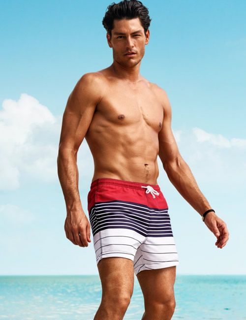 d6a0a5355 H M Swimwear, Swimsuits, Summer Swimwear, Mens Swim Shorts, Men Beach, Man
