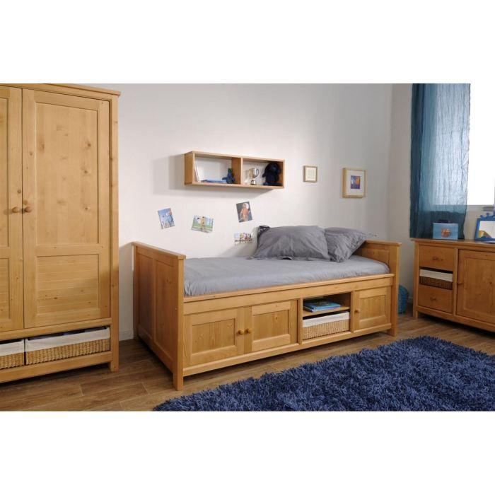 Orlando Lit Simple Avec Rangement Lits Bed Storage Bed Bedroom