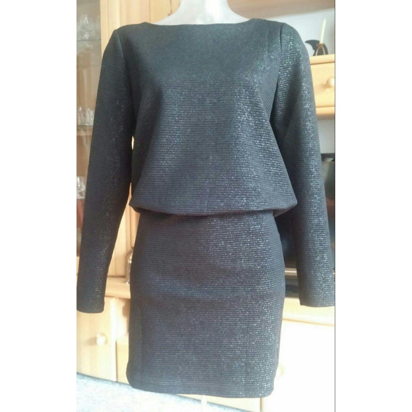 Neu Damen Kleid Designer Gr. S in Schwarz von Selected P. 12,12