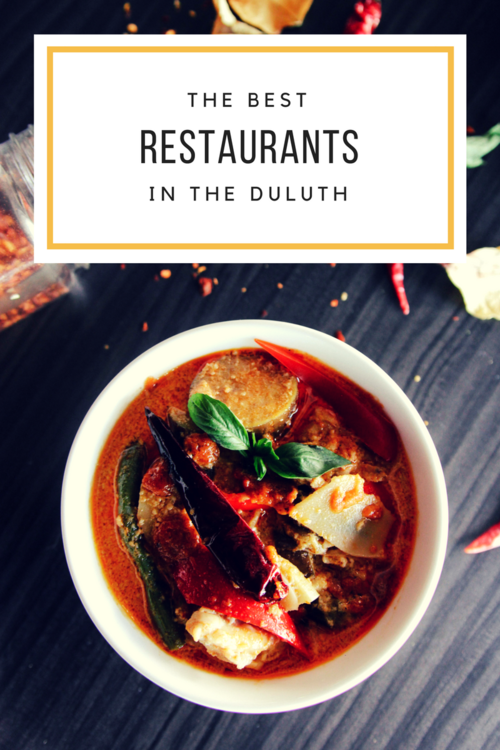 Where To Eat In Duluth Mn Live Love Mn Recipes Meals Food