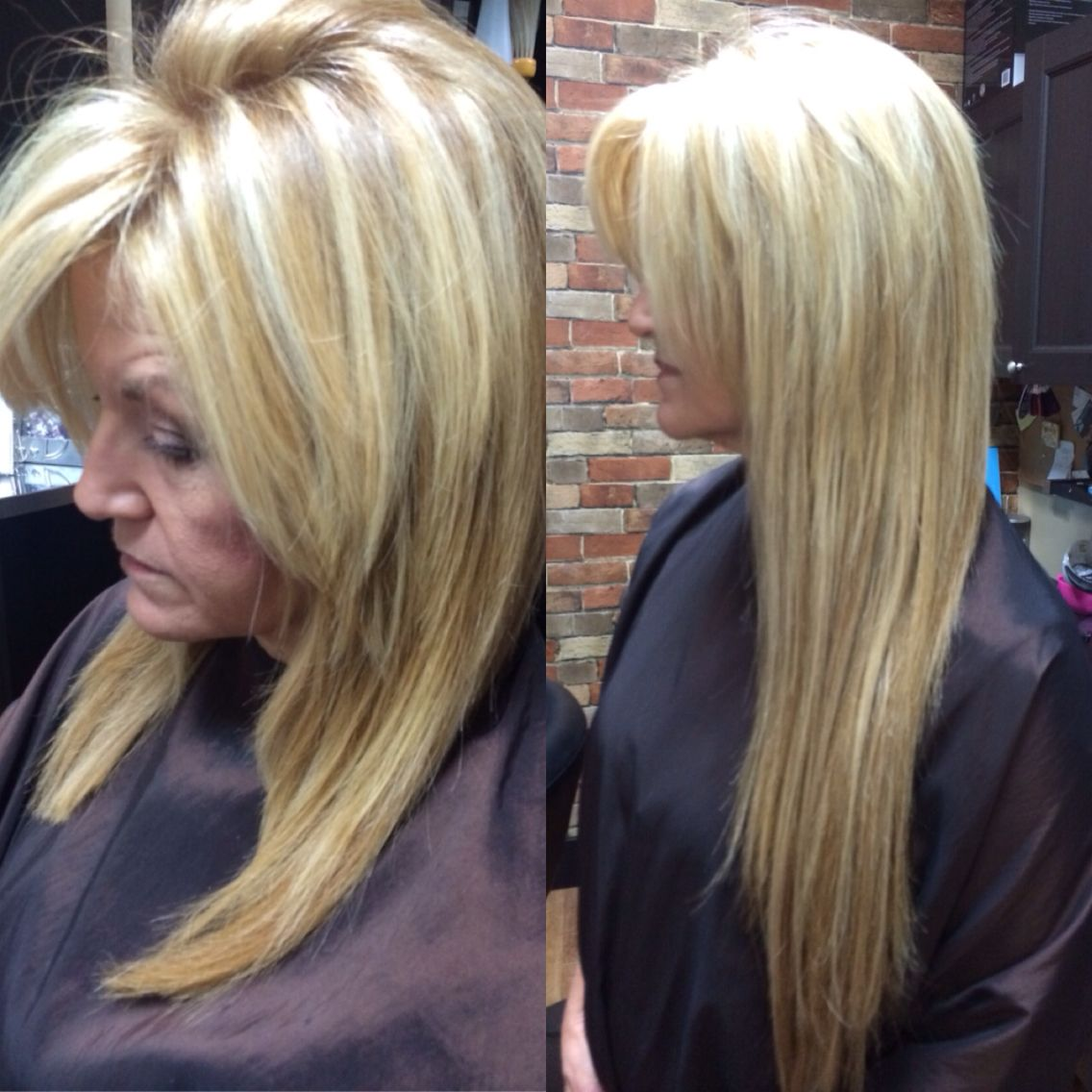 Cinderella extensions  #hairbytinabrown