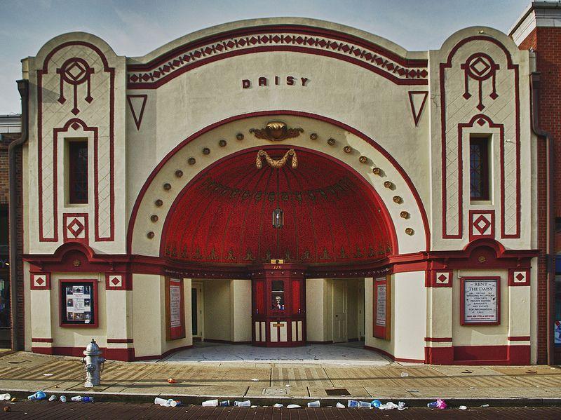 Daisy theater memphis tn memphis city memphis