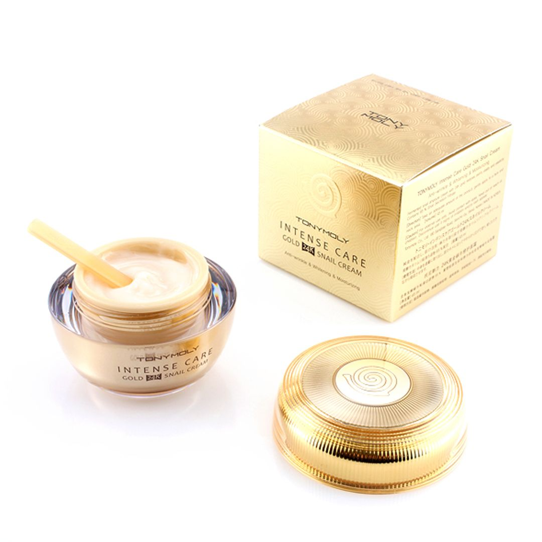 Korean Snail Cream For Kpop Twice S Nighttime Skincare Snail Cream Face Products Skincare Moisturizer Cream