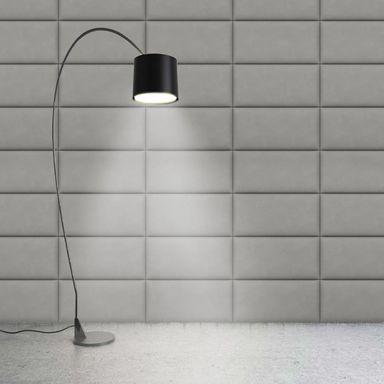 Panel Scienny Tapicerowany Golebi Nubuk 60x30 Cm Panele Tapicerowane W Atrakcyjnej Cenie W Sklepach Leroy Merlin Paneling Lamp Home Decor