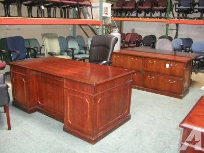 Used Desk For Sale >> Used Executive Desk For Sale Superior Executive Desk In 2019