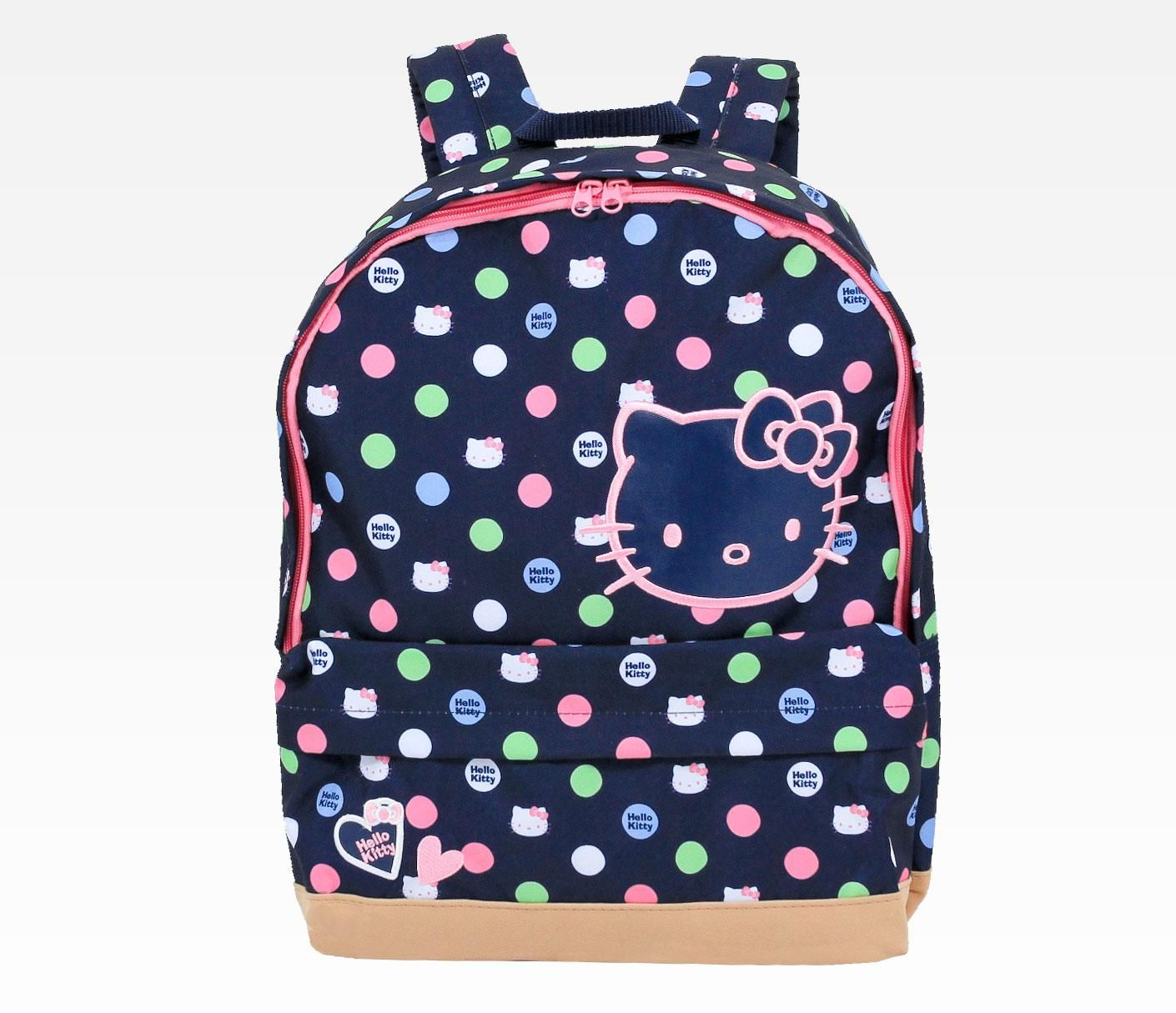 Hello Kitty Backpack Pattern Dot With Images
