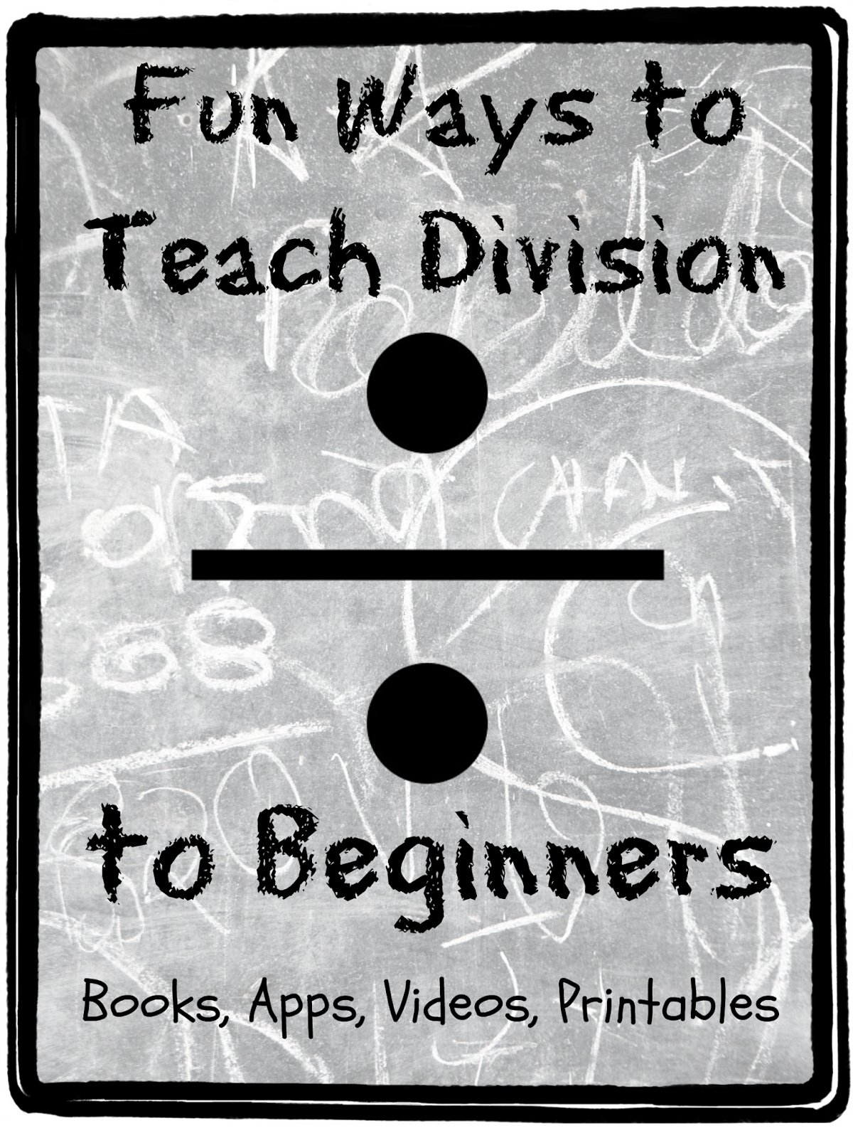 Worksheet How To Teach Simple Division 1000 images about math on pinterest fact families rounding and ranges