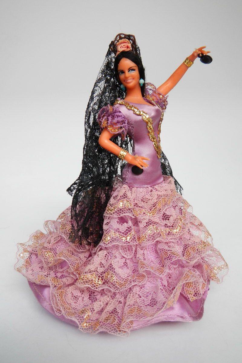 Spain Marin Chiclana Doll Flamenco Dancer