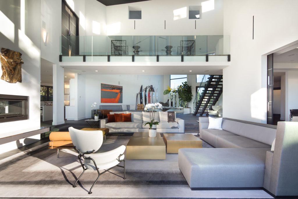 John Legend Chrissy Teigen Nab New House For The New Year Latest Living Room Designs Mansion Living Room Living Room Designs Celebrity living rooms part 2
