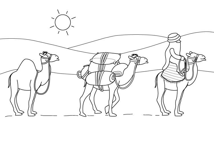 Dibujos Para Colorear El Desierto Buscar Con Google Dibujos Dibujos Para Colorear Paginas Para Colorear