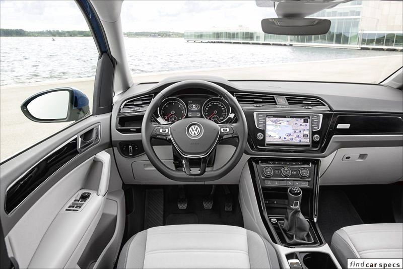 Volkswagen Touran Touran Ii 2 0 Tdi Scr 150 Hp Diesel