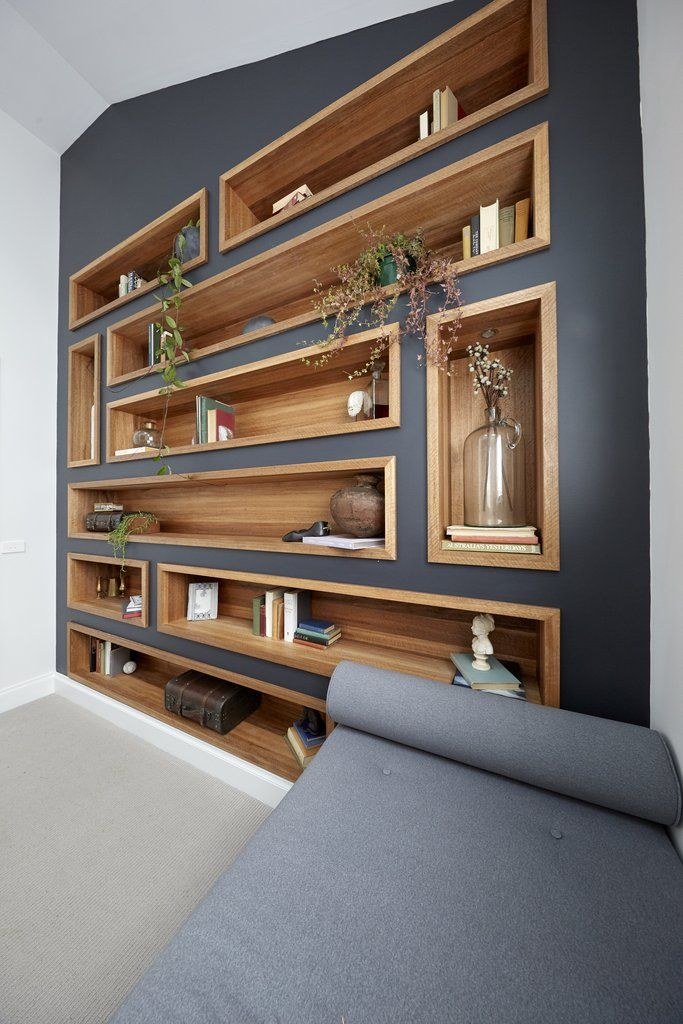 Bookshelf from The Block AU 2017 #theblock2017 Beautiful - m bel block schlafzimmer
