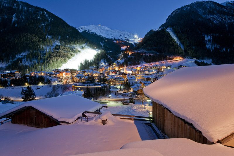 #Ischgl @ #night is quite a delight!
