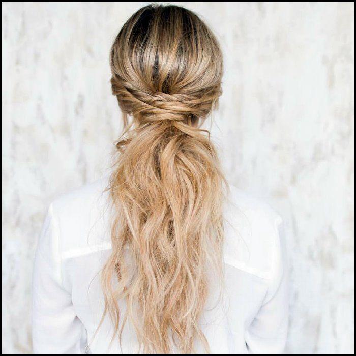 10 trendige pferdeschwanz frisuren für lange haare