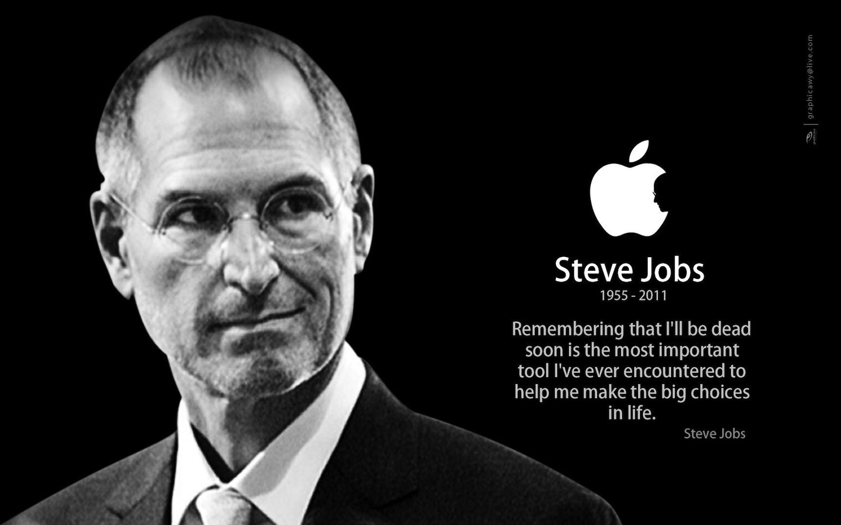 Steve Jobs Quotes Fascinating Steve Jobs Quotes Hd Wallpaper  Quotes  Pinterest  Steve Jobs