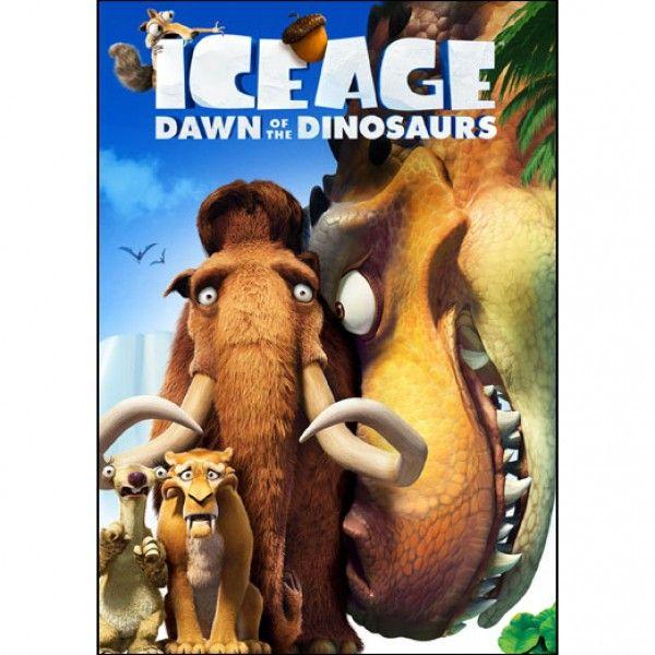 Ice Age Dawn Of The Dinosaurs Dvd Peliculas De Animacion Peliculas En Castellano Y El Nino Pelicula