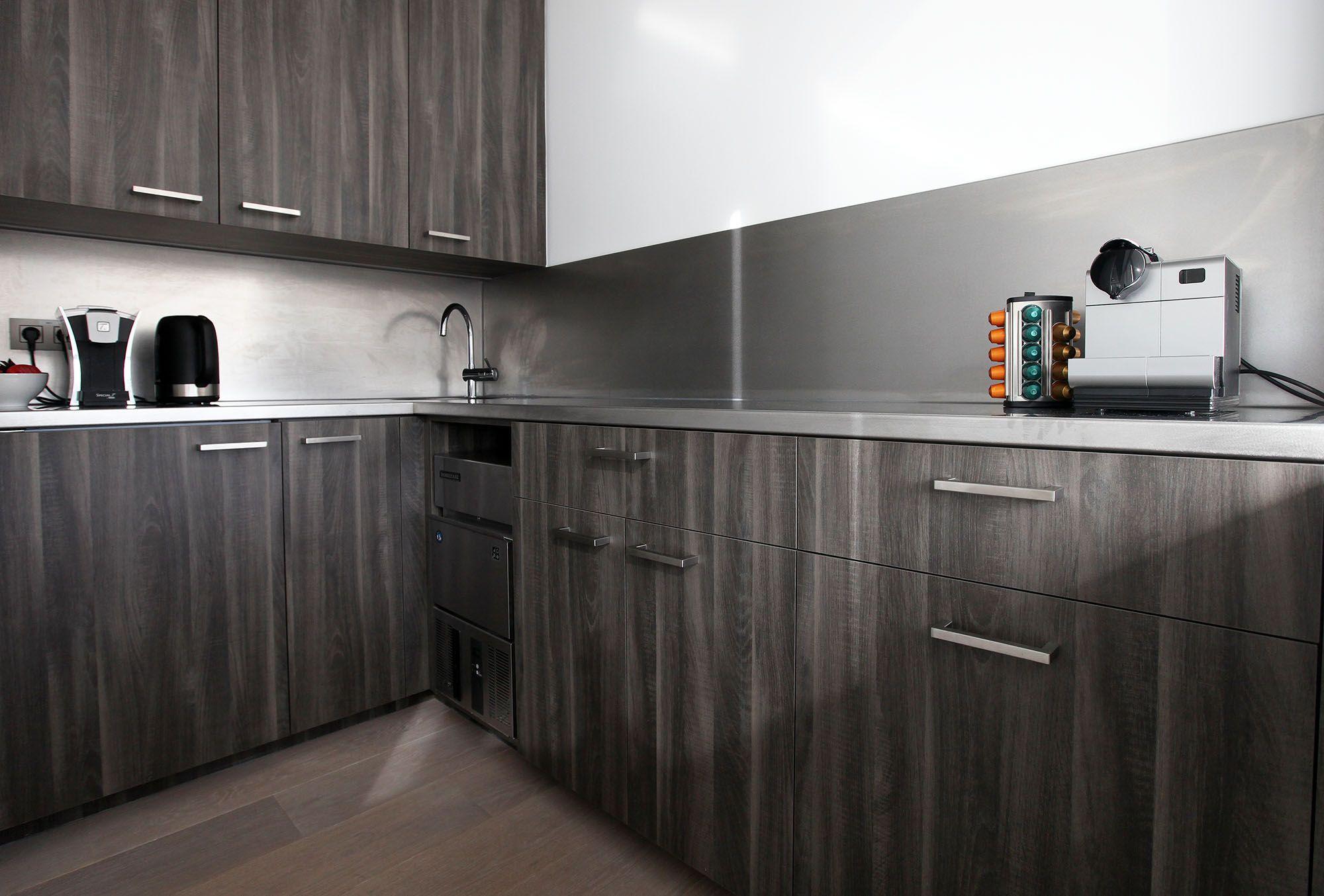 Modern Strak Interieur : Timmermans interieur brutex kontich design │modern│ strak│ hout