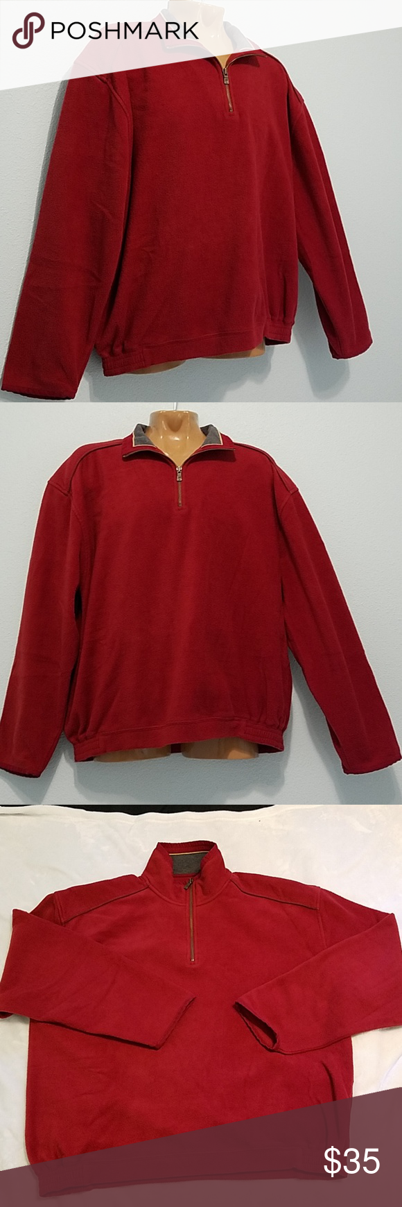 Tommy Bahama Fleece Sweatshirt Men S L Preowned In Very Good Cosmetic Condition Tommy Bahama Men S 1 4 Zip Sweatshirt Fleece Mens Sweatshirts Fleece Sweater [ 1740 x 580 Pixel ]