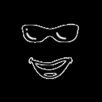 Black Sunglasses Roblox