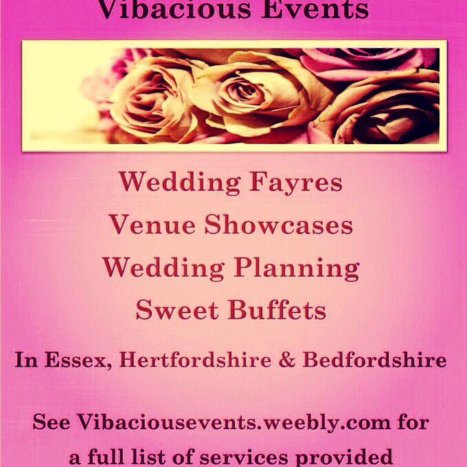 #Wedding #exhibition #Essex #Hertfordshire #bedfordshire #weddingsuppliers #planning #bigday #happybride #sweets