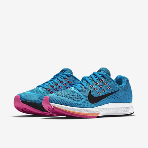 new arrival 9fded 73db9 ... good nike air zoom structure 18 womens running shoes 9.5 blue lagoon  pink 683737 406 nike