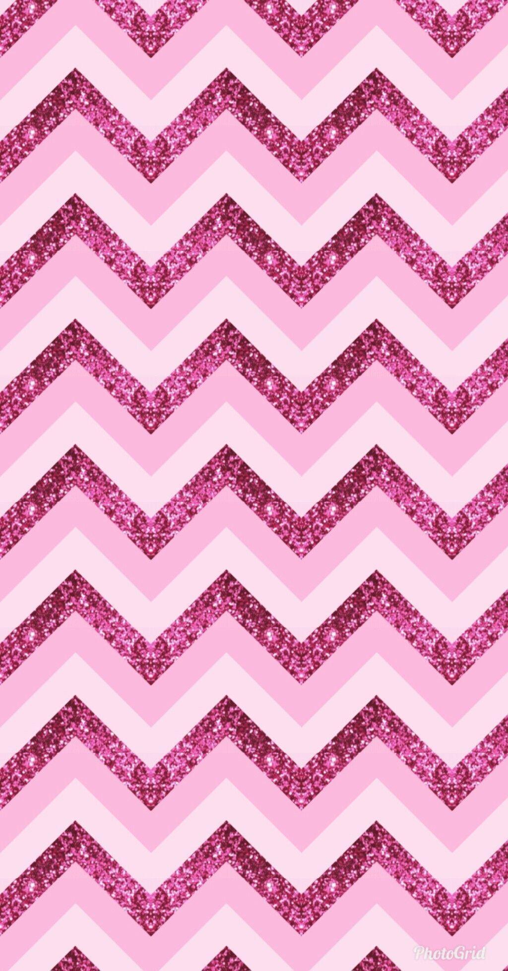 Wallpaper #pinkchevronwallpaper Wallpaper