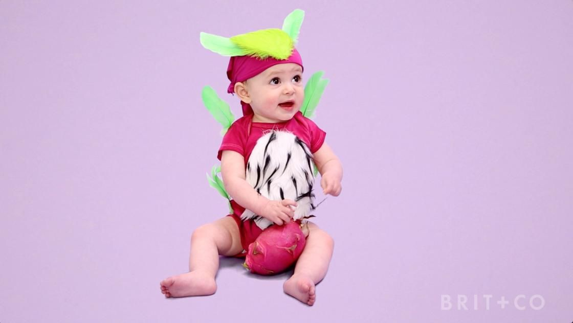 Photo of How to Make a Baby Dragonfruit Costume